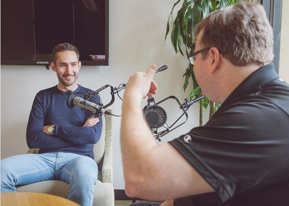 Kevin Systrom Menyatakan Resign Dari Instagram