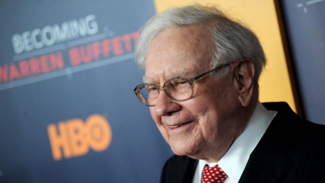 Warrem Buffett
