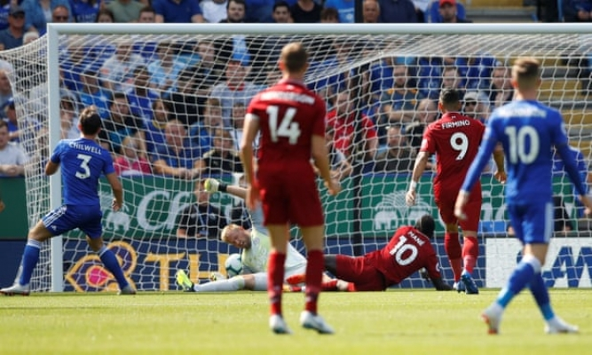 Liverpool Jaga Start Sempurna