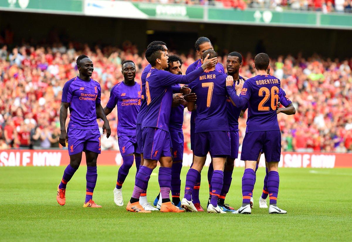 Skuat Liverpool Dinilai Masih Belum Mumpuni