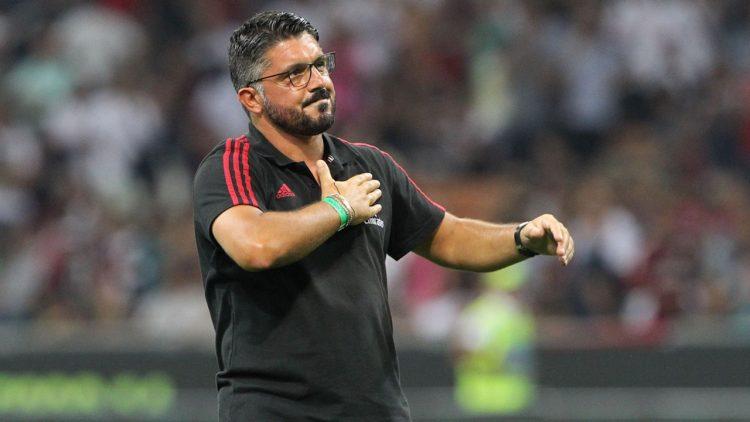 Pelatih AC Milan, Gennaro Gattuso Akui Keunggulan Dari Juventus