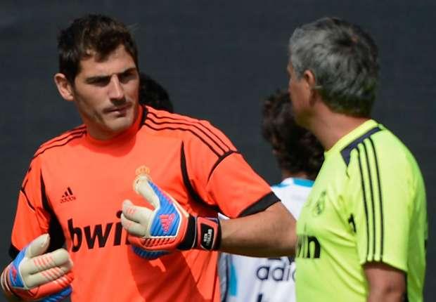 Mourinho Balas Pernyataan Casillas