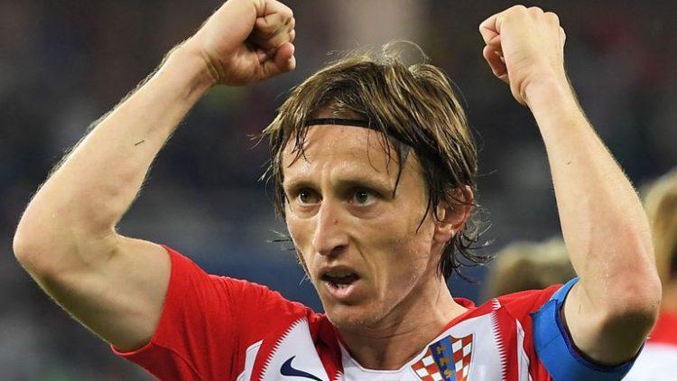 Luka Modric Menjadi Incaran Beppe Marotta