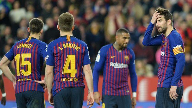 Barcelona sudah merasa bosan menjadi juara ajang Copa del Rey
