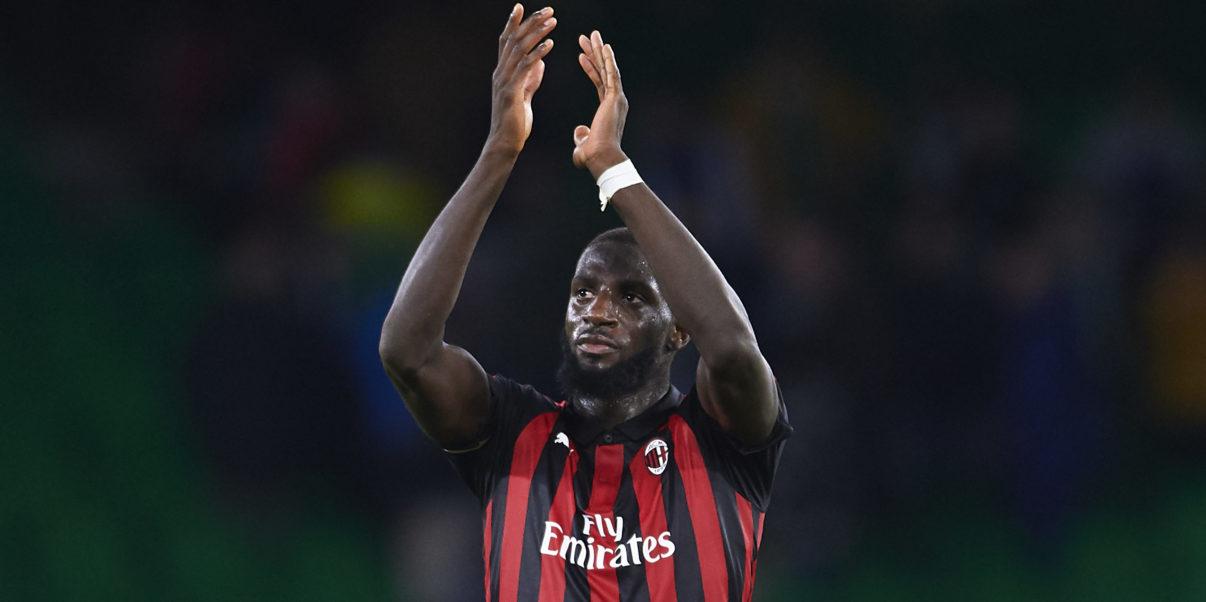 Bakayoko Optimis Milan Raih Gelar Piala Super Italia