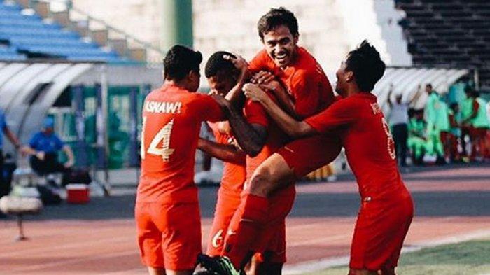 Hadiah Istimewa bakal Timnas U-22 jika menang atas Vietnam