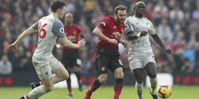 Pertandingan melawan Liverpool yang lalu membuktikan bahwa pertahanan United yang sangat baik, dan mampu mengamankan serangan-serangan dari penyerang Liverpool.
