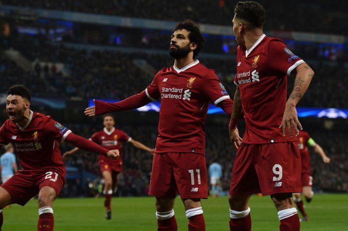 Semangat balas dendam MU harus dihadapi Liverpool.