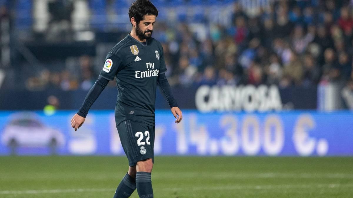 Madrid Siap Jatuhi Sanksi Kepada Isco