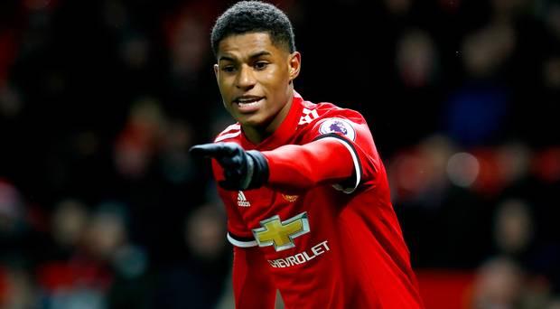 Marcus Rasford Tidak Ingin Membahas Kontrak Baru di Manchester United