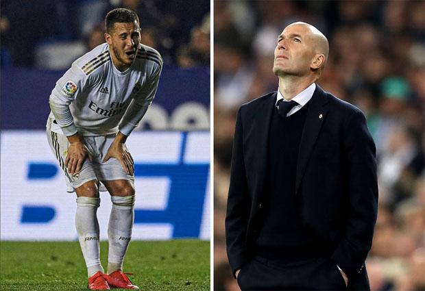Hazard Terancam Absen Lawan Manchester City