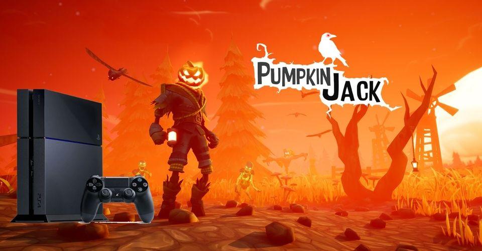 Tanggal Rilis Pumpkin Jack Ps4 Diumumkan Dengan Trailer Baru