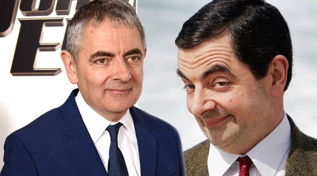 Mengenal Sosok Mr. Bean atau Rowan Atkinson