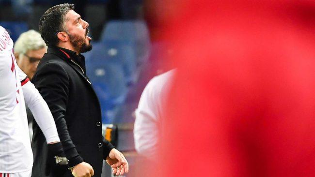 Gennaro Gattuso selaku Pelatih asal AC Milan mengakui bahwa Juventus memang bermain lebih baik daripada timnya