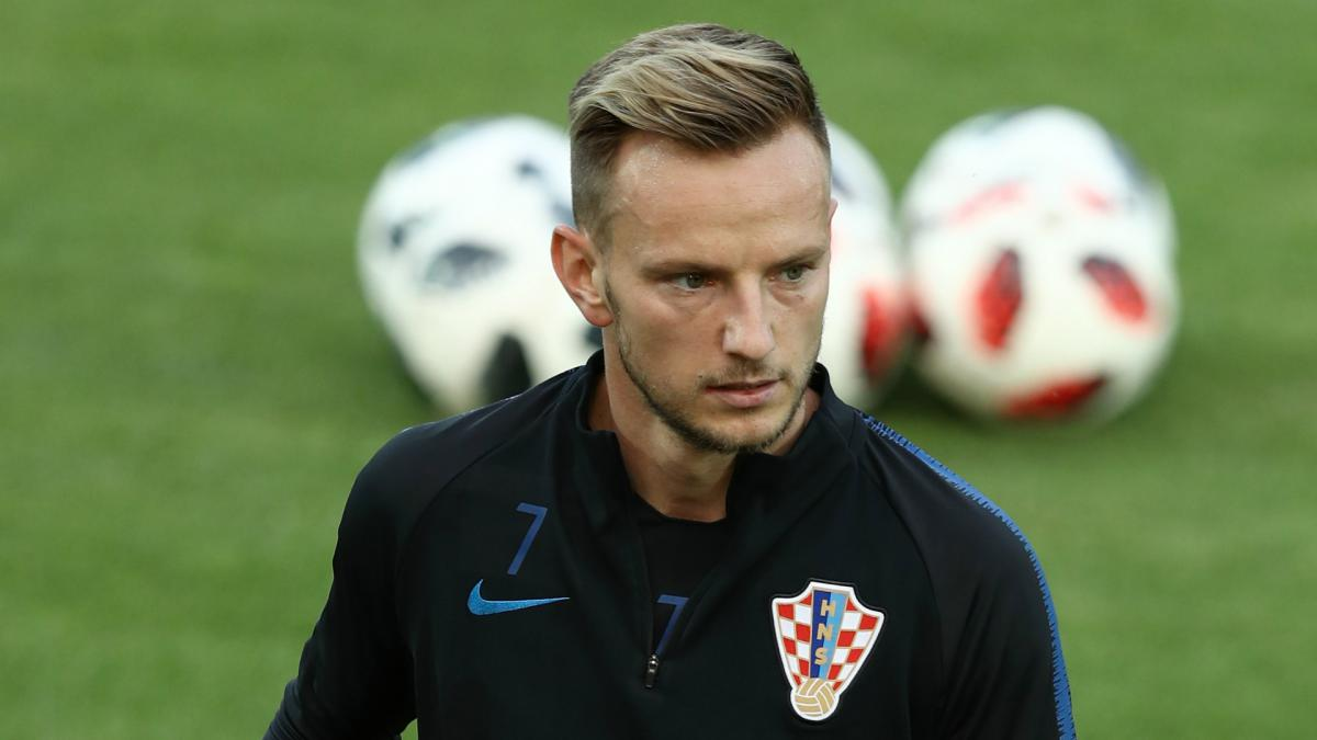 Bertandang Ke Wembley, Kroasia Tanpa Rakitic
