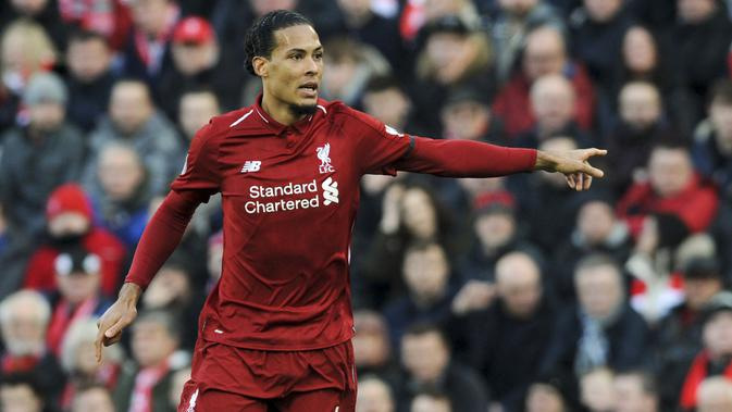 Bek asal Belanda ini berhasil mengubah Liverpool.