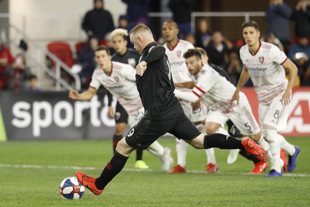 Rooney Kemas Hattrick Pertama Bagi DC United