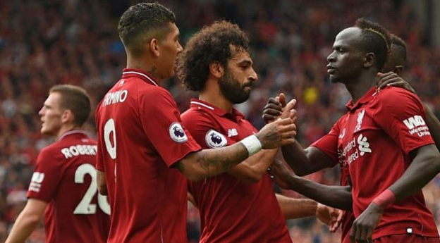 Lini Serang Liverpool Diklaim Lebih Hebat dari Barcelona