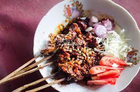 Warung Sate Legendaris Yogyakarta