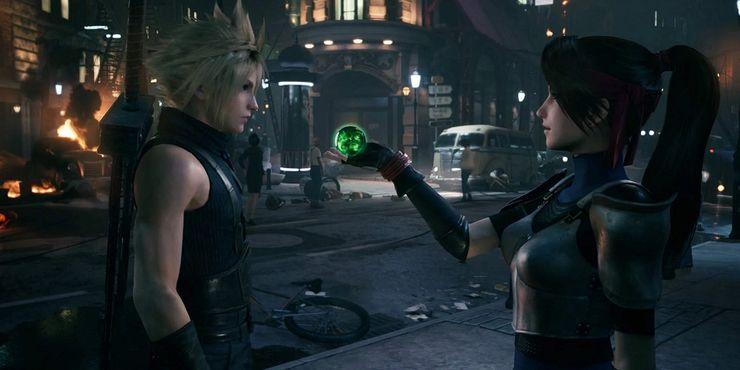 Apa Yang Dirasakan Oleh Pemain Final Fantasy 7 Remake Yang Cukup Mengganggu